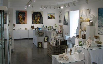 Kunsthåndværkere ved Galleri Grevelsgaard